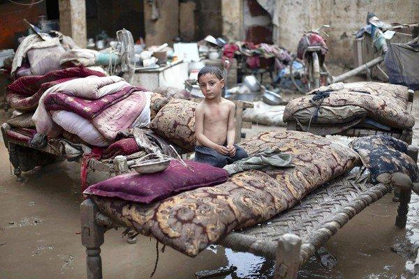 Flood Relief Efforts in Pakistan 2010