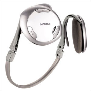 Nokia BH-502 bluetooth headset