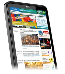 HTC-hd7- Windows Mobile 7