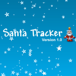 Santa Tracker for your mobile phone and tablet
