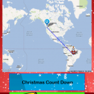Santa Tracker for Nokia Lumia 920 Windows Phone