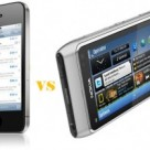 iPhone 4 vs Nokia N8 – And the winner is ..