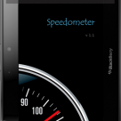 Speedometer for PlayBook